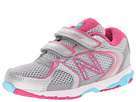 New Balance Kids KG635 Infant, Toddler Pink, Blue Shoes