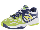 New Balance Kids KJ996 Little Kid, Big Kid Blue, Green Shoes