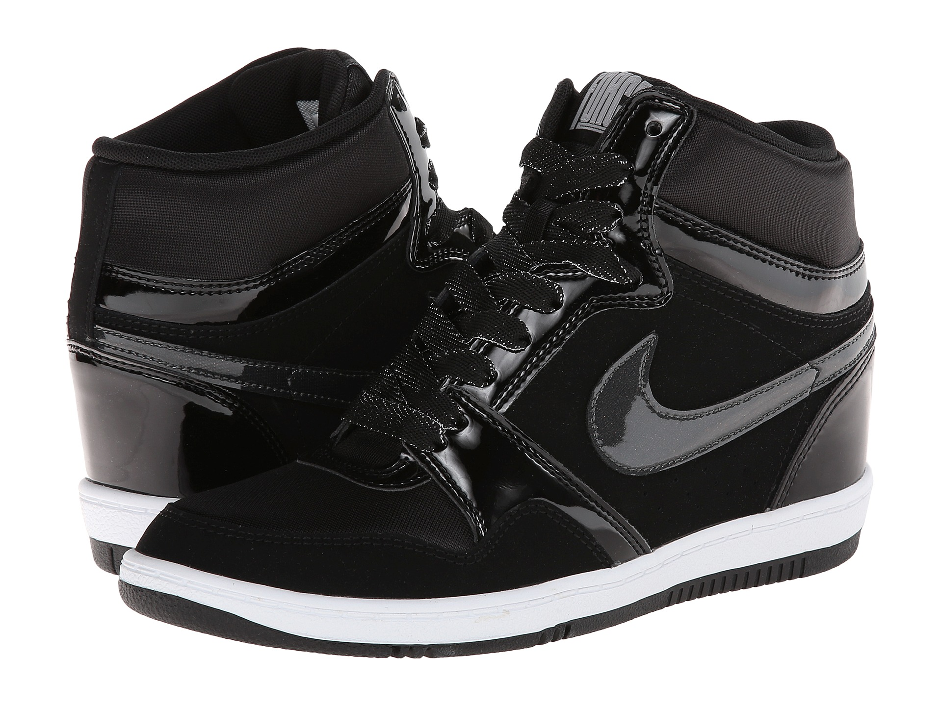 nike force sky high sneaker wedge free. Black Bedroom Furniture Sets. Home Design Ideas