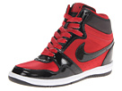 Nike - Force Sky High Sneaker Wedge (Gym Red/White/Black)