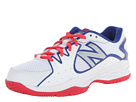 New Balance Kids KC786 Little Kid, Big Kid White, Pink Shoes
