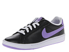 Nike - Court Majestic (Black/White/Atomic Violet)