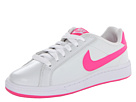 Nike - Court Majestic (Light Base Grey/White/Pink Foil)