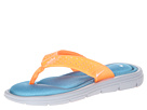 Nike - Comfort Thong (Atomic Orange/Vivid Blue/Wolf Grey/White)