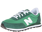 New Balance Kids 501 Little Kid, Big Kid Green, White Shoes