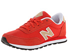 New Balance Kids 501 Little Kid, Big Kid Red Shoes