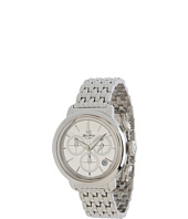 Glam Rock - 40mm Stainless Steel Chronograph Watch with 7-Link Bracelet - GR77116