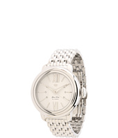 Glam Rock - 40mm Stainless Steel Watch with Diamond Indexes and 7-Link Bracelet - GR77001