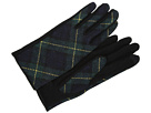 LAUREN Ralph Lauren - Tartan Touch Glove (Blackwatch/Black)