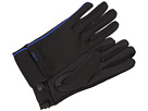 LAUREN Ralph Lauren - Active Fleece Touch Glove (Black/Active Blue)