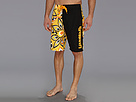 Loudmouth Golf Shagadelic Yellow Boardshort
