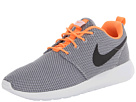 Nike - Roshe Run (Wolf Grey/Atomic Orange/White/Black)
