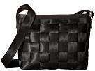 Harveys Seatbelt Bag Little Messenger (Black)