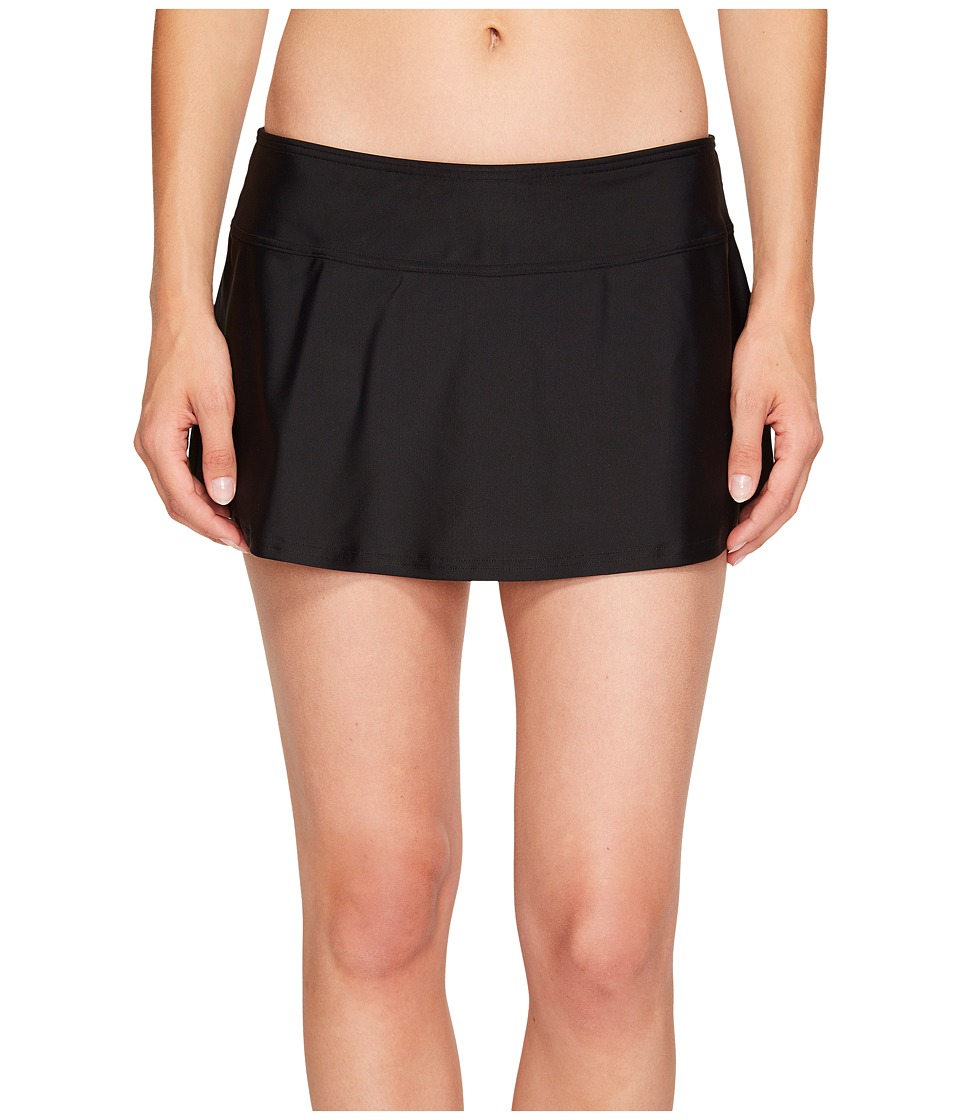 Prana Sakti Swim Skirt (Black)