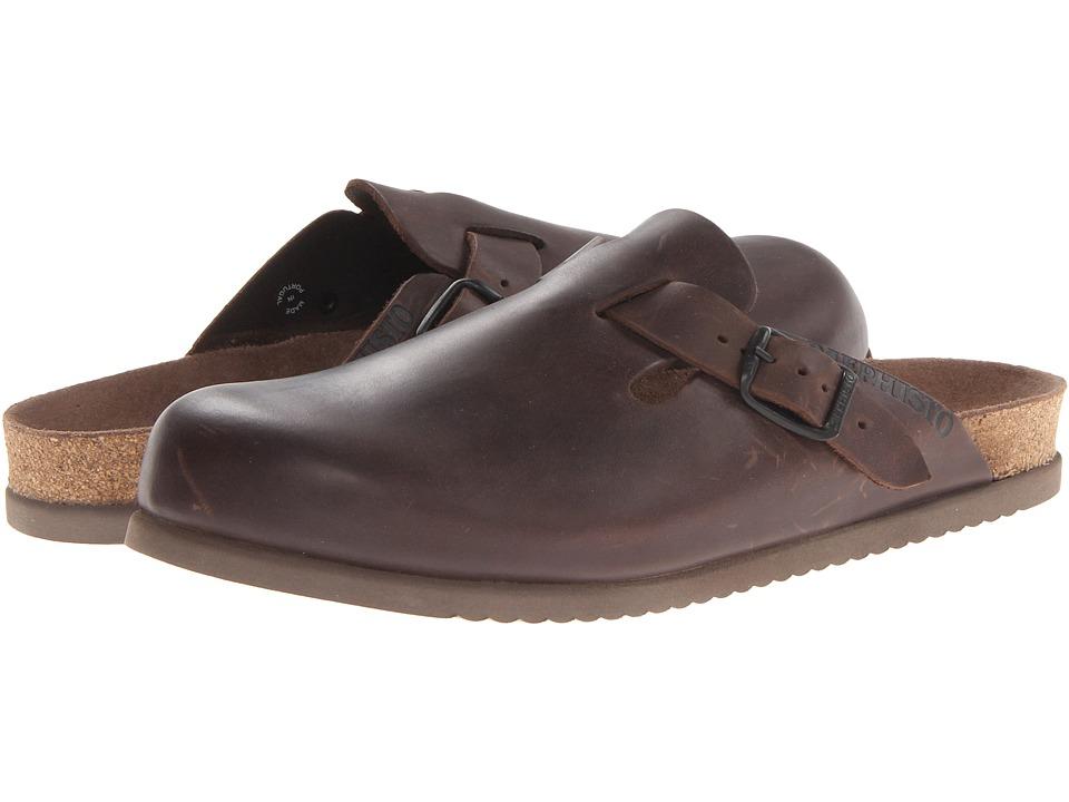Mephisto - Nathan (Dark Brown Scratch) Mens Shoes