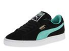 PUMA - Suede Classic (Black/Electric Green) -