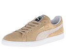 PUMA - Suede Classic (Curds and Whey/White) -