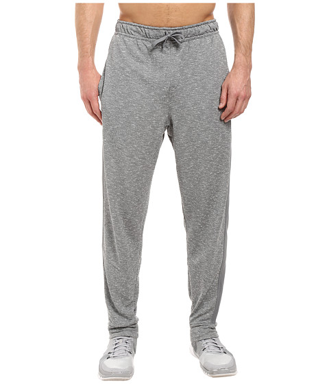 Nike Dri-FIT French Terry Drawstring Pant - Cool Grey/Black