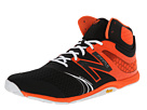 New Balance MX20v3 Mid Orange, Black Shoes