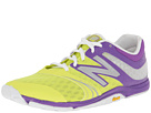 New Balance WX20v3 Purple, Yellow Shoes