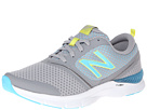 New Balance WX711 Grey, Blue Shoes