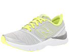 New Balance WX711 Grey, Yellow Shoes