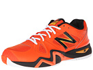 New Balance MC1296 Orange, Black Shoes