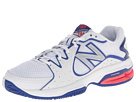 New Balance WC786 White, Pink Shoes