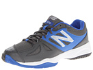 New Balance MC696 Black, Blue Shoes