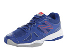 New Balance WC696 Blue, Pink Shoes