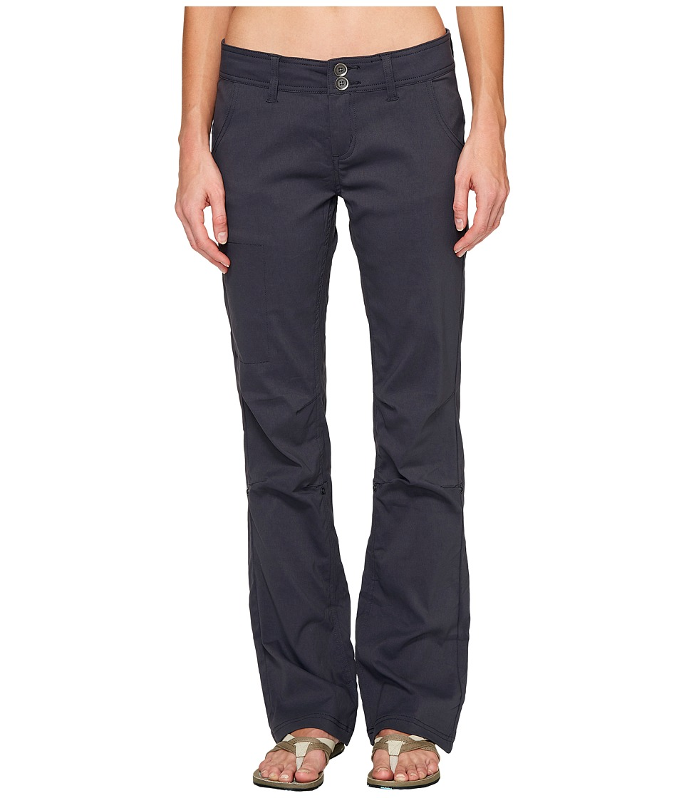 Prana - Halle Pant (Coal) Women's Casual Pants