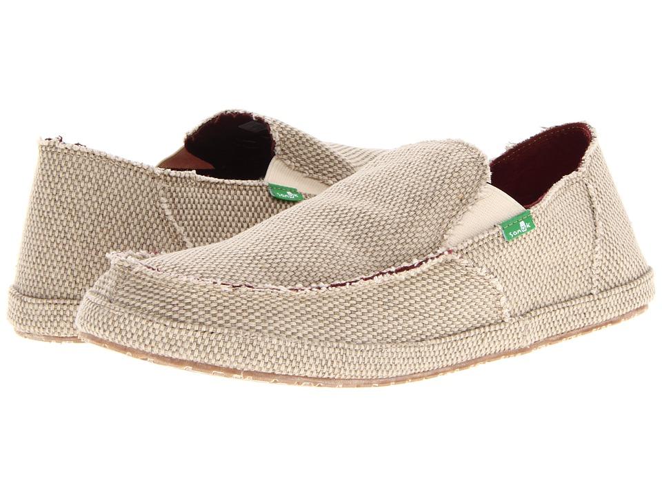 Sanuk - Rounder (Tan) Men