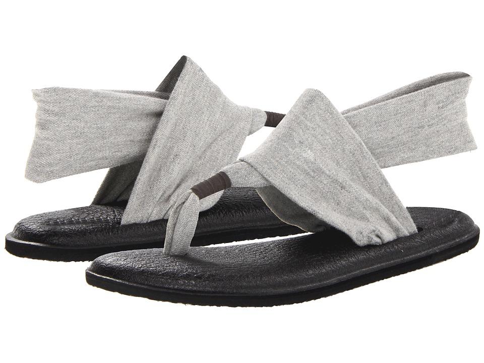 Sanuk Yoga Sling 2 (Grey) Sandals