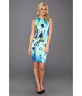 Elie Tahari  Emory Prominence Charmeuse Dress  image