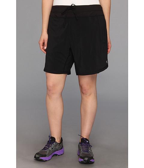 Moving Comfort Plus Size Work It Short 300548 (Black) Women's Shorts