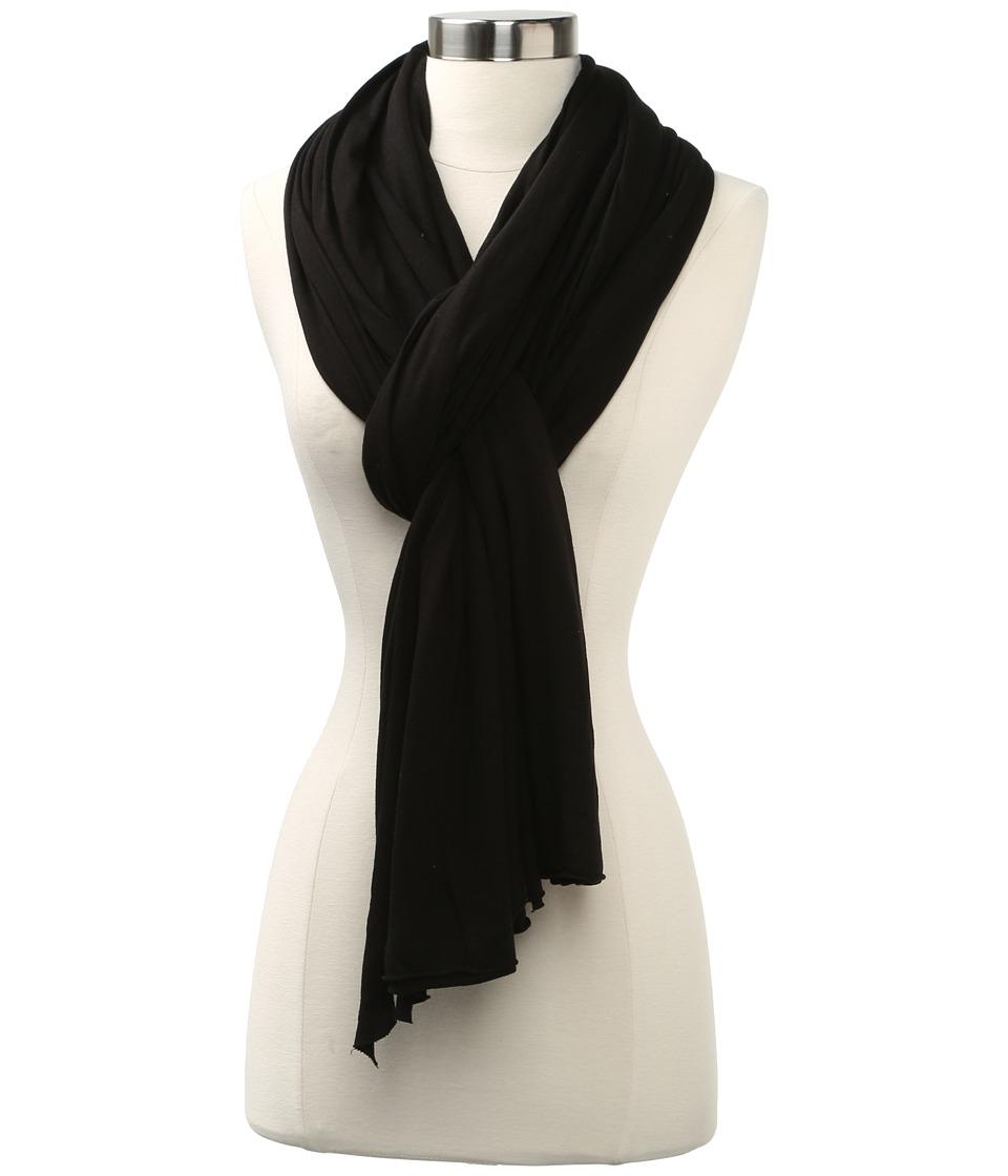 LAmade - Zingo Scarf (Black) Scarves