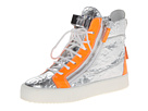Giuseppe Zanotti - RDS443 (Canaveral Argento) - Footwear