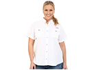 Columbia Plus Size Bahamatm S/S Shirt