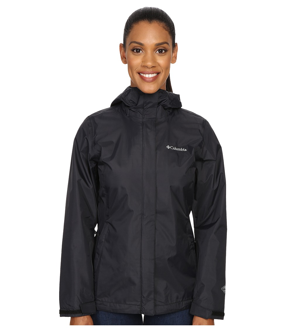 Columbia Arcadia II Jacket (Black) Women
