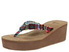 Sanuk Fraidy Cat Wedge