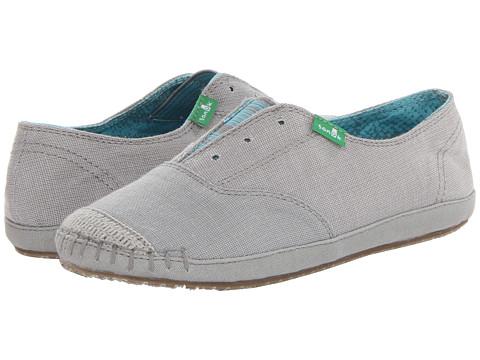 Sanuk Zumara Shoes - Slip-Ons (For Women) in Black - Closeouts