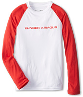 Under Armour Kids - UA Indopass L/S Surf Tee (Big Kids)