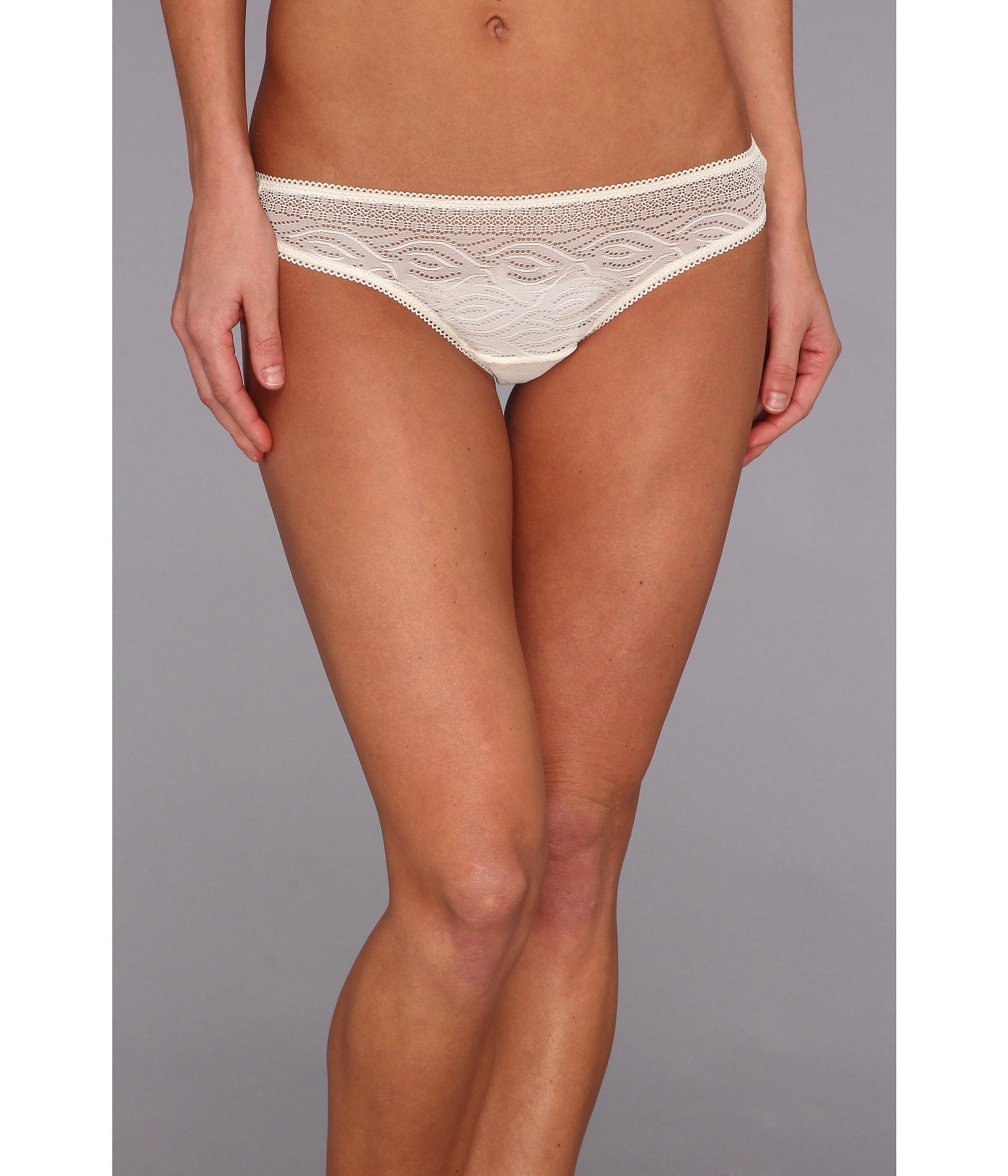 Emily Riedel Bikini Gold Ongossamer - laced in paradise