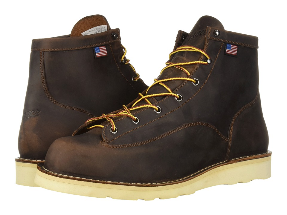 Danner - Bull Run 6 Cristy (Brown) Mens Work Boots
