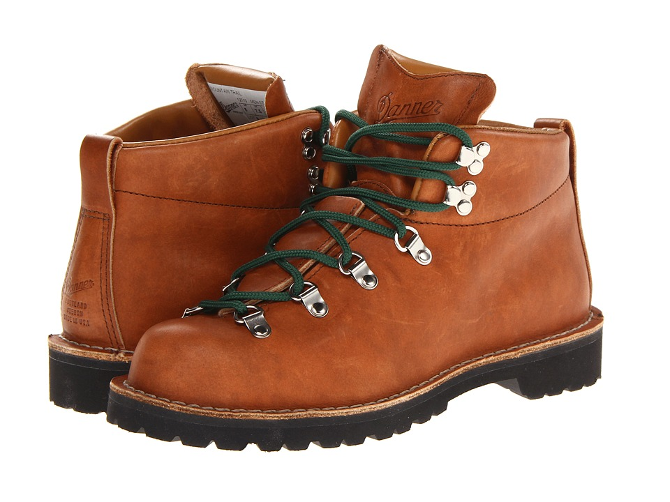 Danner Mountain Trail Brown Mens Work Boots