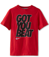 Nike Kids - Got You Beat Tee (Little Kids/Big Kids)