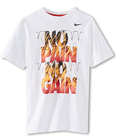 Nike Kids - Know Pain Know Gain Tee (Little Kids/Big Kids)