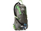 High Sierra Piranha 10L Hydration Pack (Charcoal/Kelly)