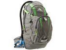 High Sierra Wahoo 14L Hydration Pack (Charcoal/Kelly)