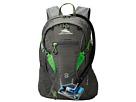 High Sierra Marlin 18L Hydration Pack (Charcoal/Kelly)
